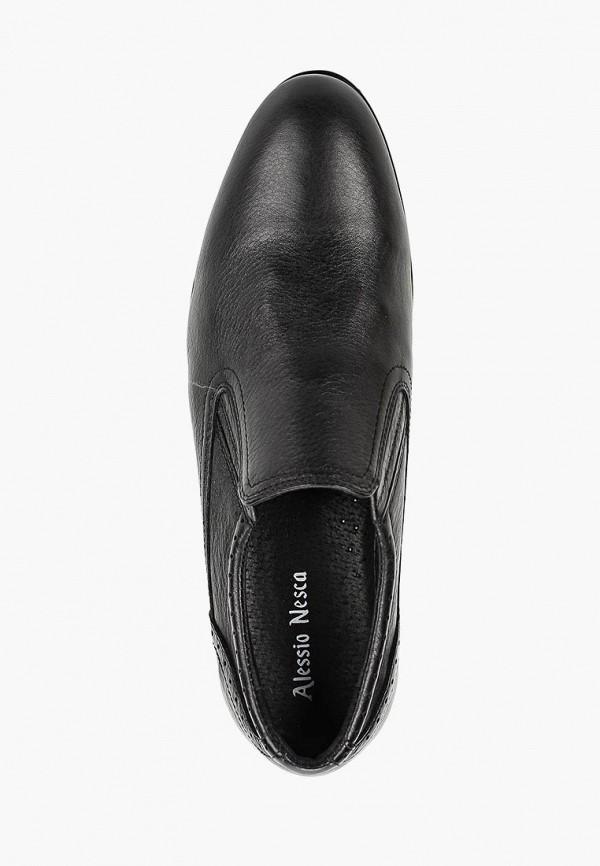 Туфли Alessio Nesca цвет черный  Фото 4