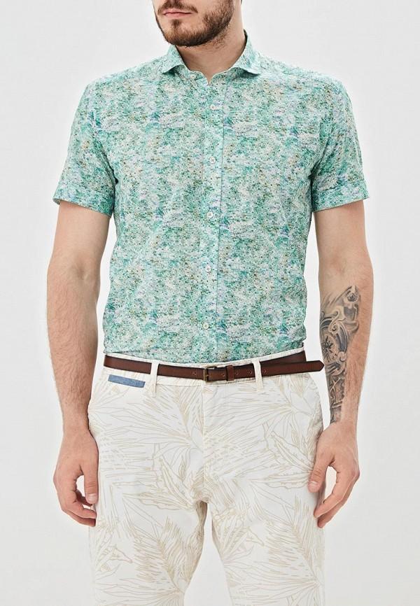 Рубашка GT Gualtiero цвет зеленый