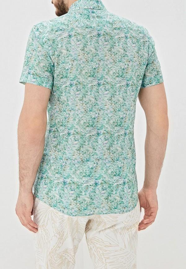 Рубашка GT Gualtiero цвет зеленый  Фото 3