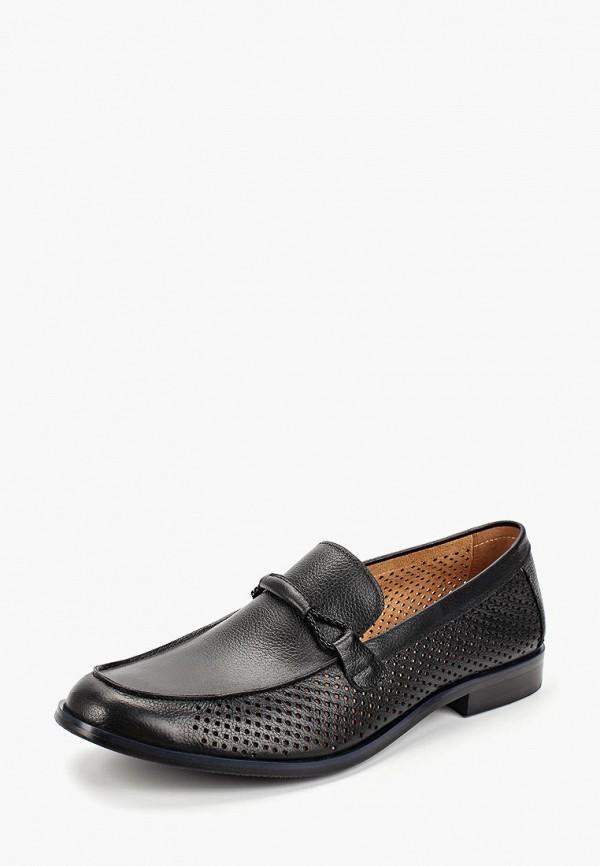 Лоферы M.Shoes цвет черный  Фото 2