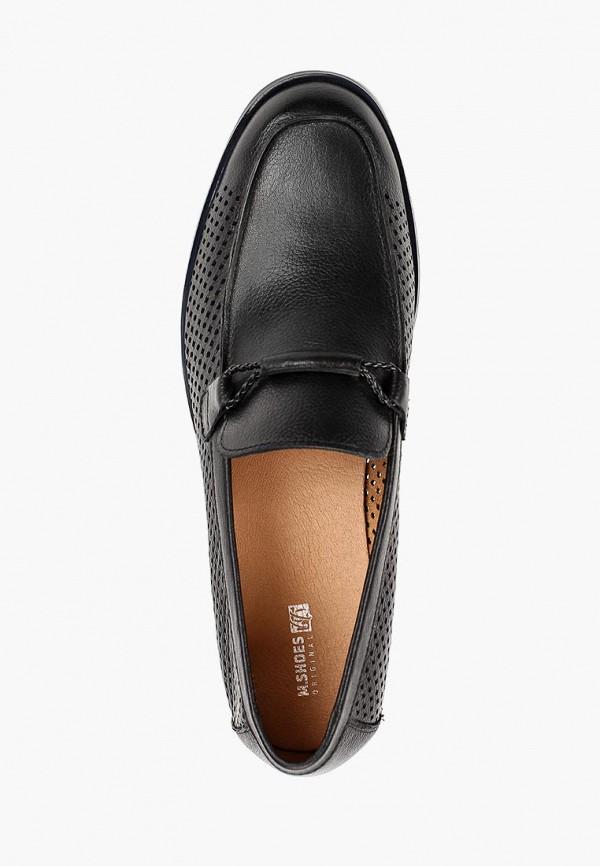 Лоферы M.Shoes цвет черный  Фото 4