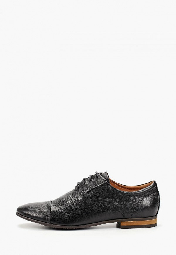 Туфли M.Shoes цвет черный