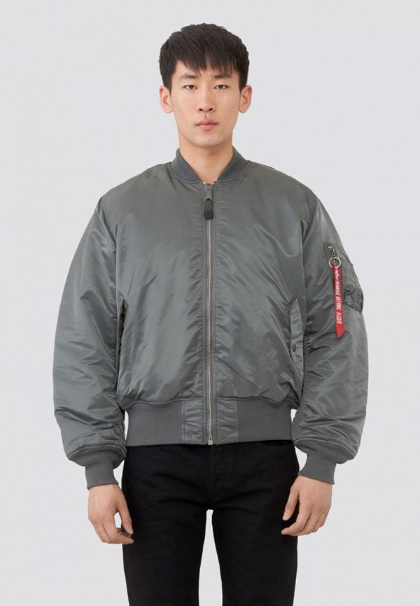 мужская куртка alpha industries, разноцветная