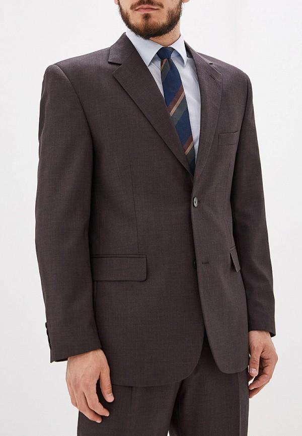 Костюм классический Mishelin цвет коричневый  Фото 2