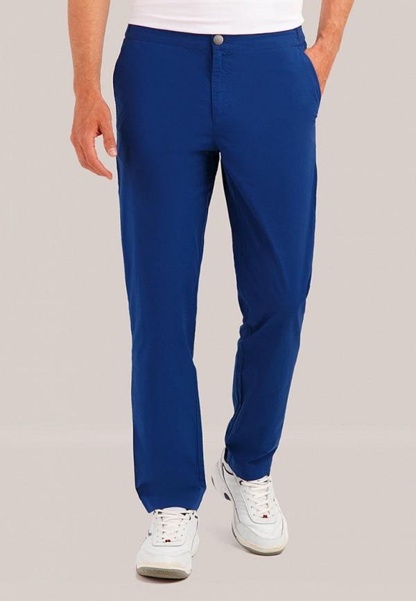 мужские повседневные брюки finn flare, синие