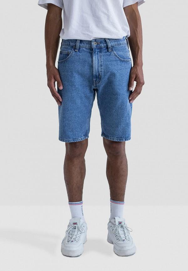 мужские джинсовые шорты minnim, голубые