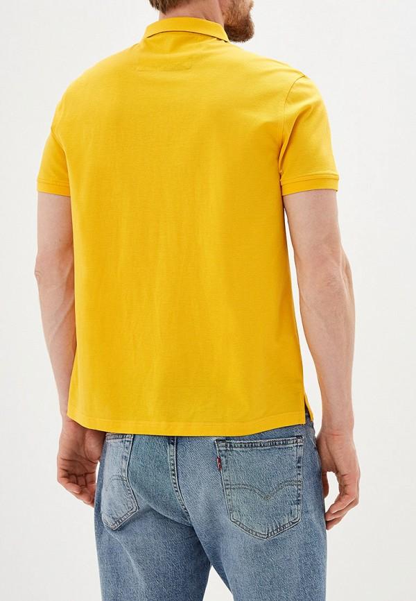 Поло la Biali цвет желтый  Фото 3