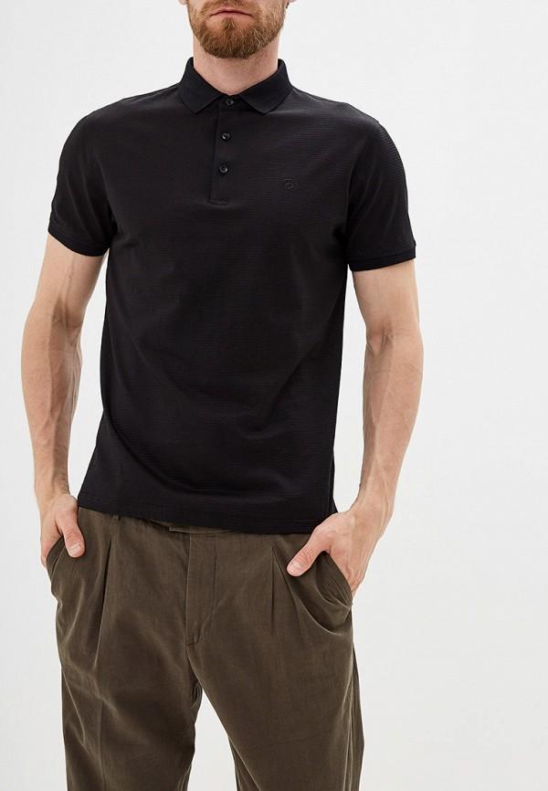 Поло la Biali цвет черный