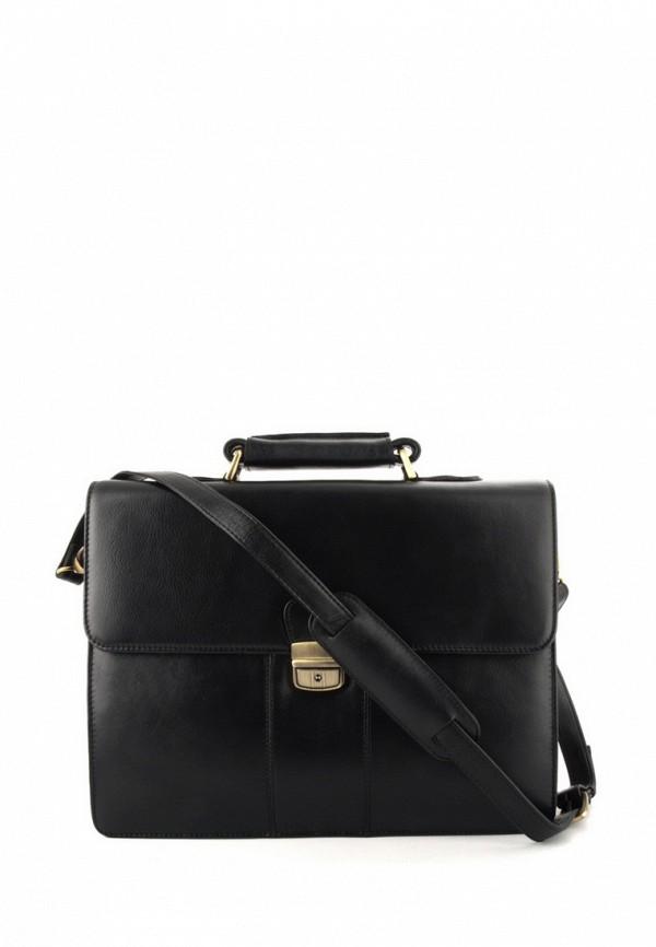мужской портфель visconti, черный