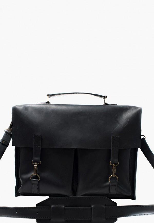 мужской портфель incarne, черный