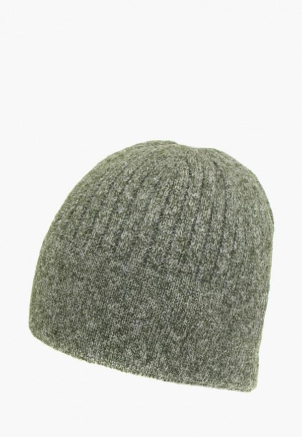 мужская шапка anna bask, зеленая