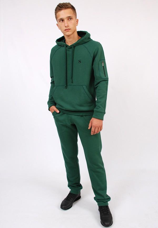 мужской спортивные спортивный костюм sab, зеленый