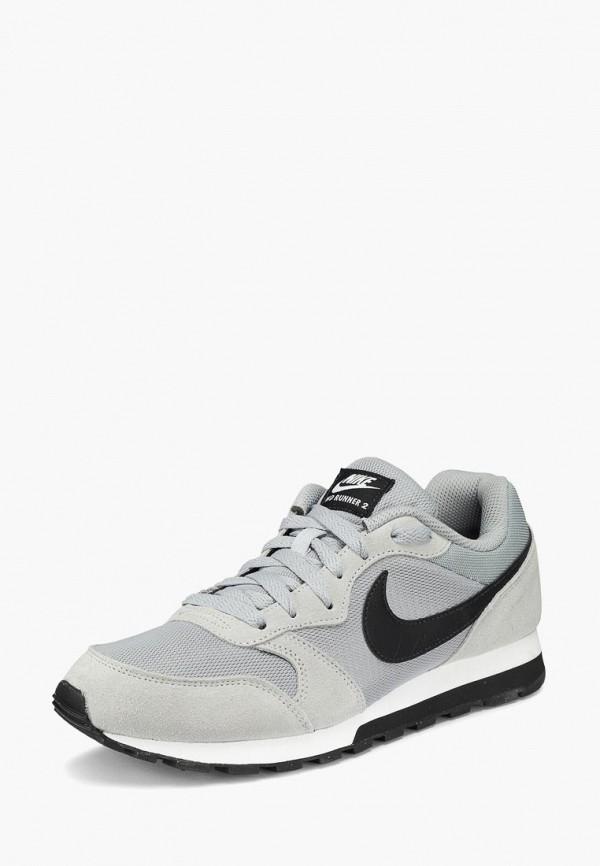 Купить Кроссовки Nike, NIKE MD RUNNER 2, mp002xm0w3lq, серый, Осень-зима 2018/2019