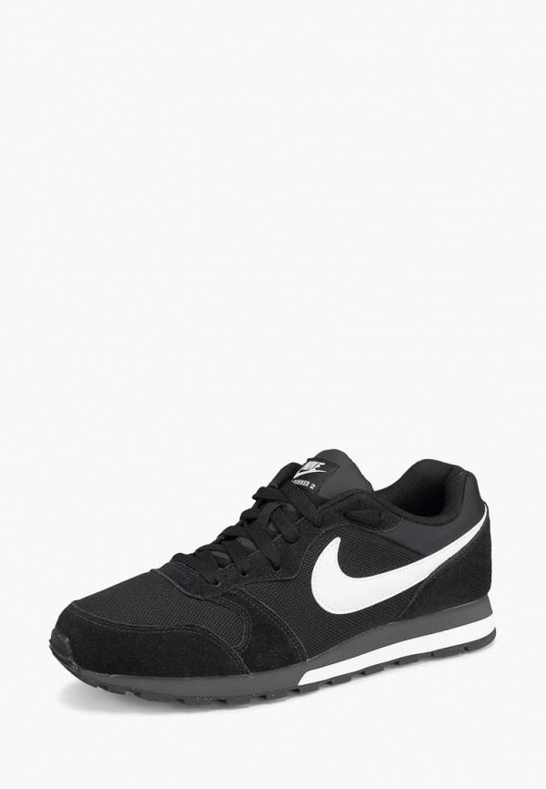 Купить Кроссовки Nike, NIKE MD RUNNER 2, mp002xm0w3ls, черный, Осень-зима 2018/2019