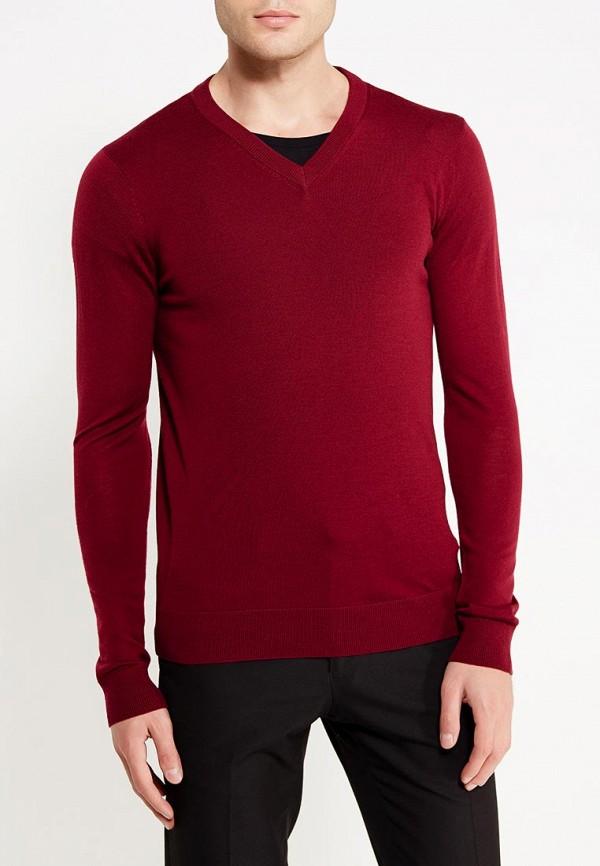 Купить Пуловер Riggi, mp002xm0w3sa, бордовый, Осень-зима 2017/2018