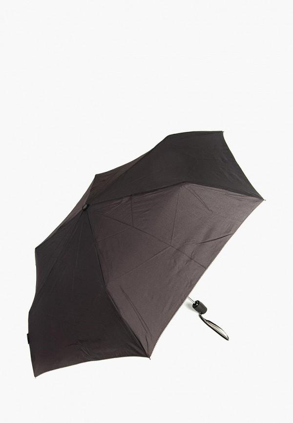 мужской зонт pierre cardin, коричневый