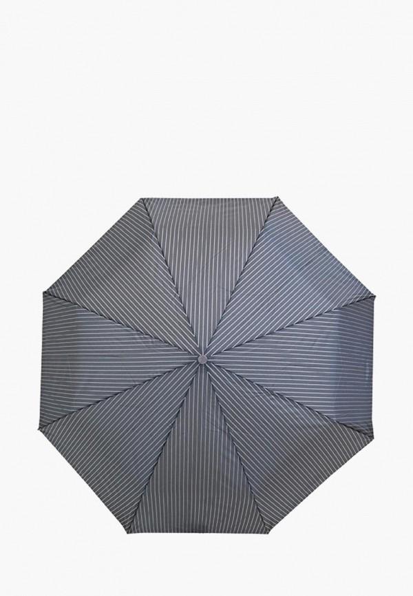 мужской зонт fulton, серый