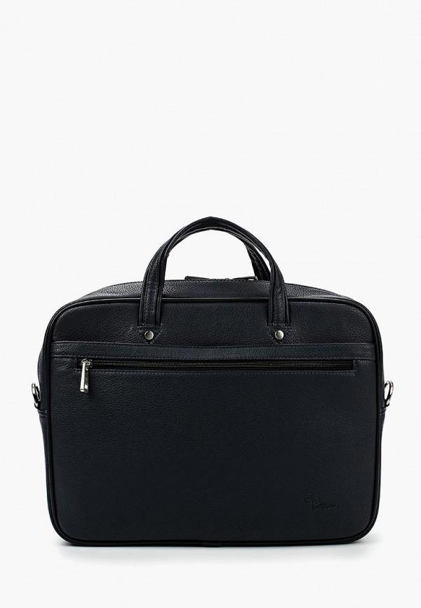 мужская сумка pellecon, синяя
