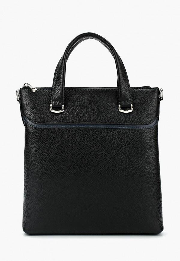 мужская сумка pellecon, черная