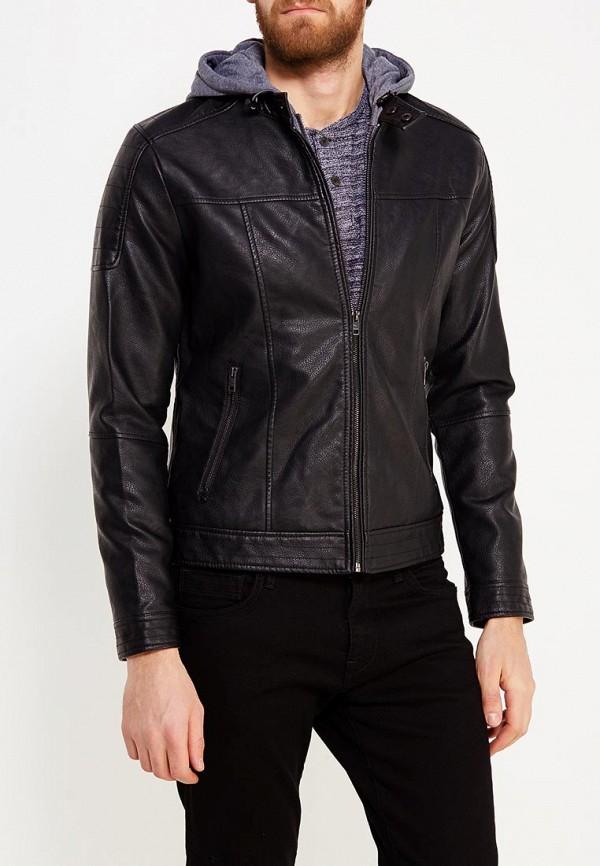 Купить Куртка кожаная Colin's, mp002xm0w5yb, черный, Осень-зима 2017/2018