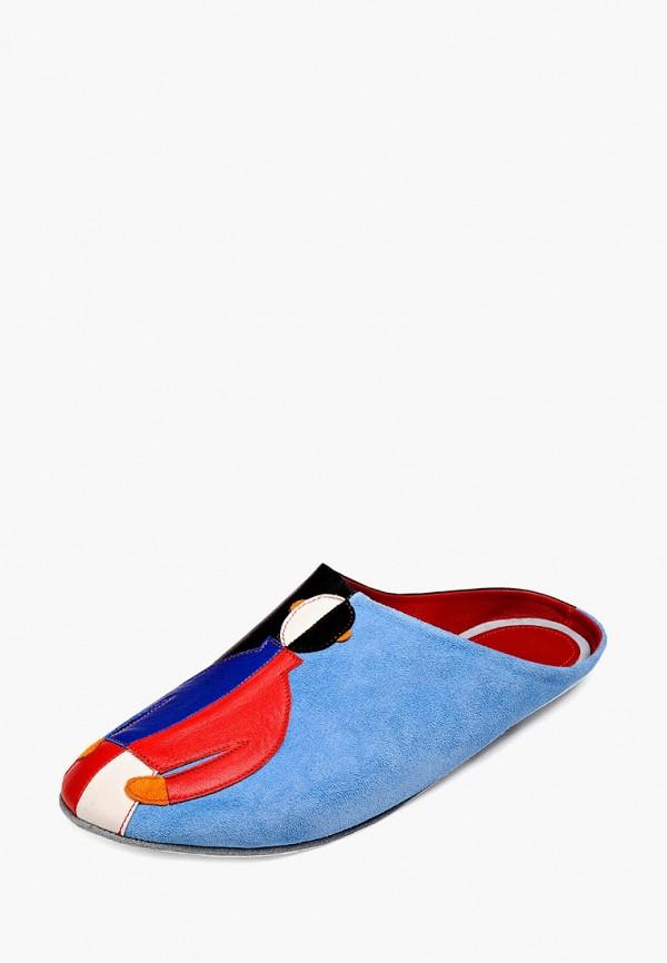 мужские тапочки razgulyaev blagonravova, разноцветные