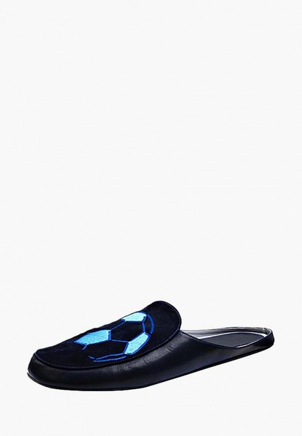 мужские тапочки razgulyaev blagonravova, синие