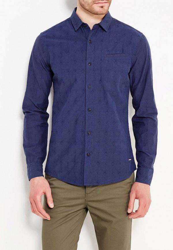 Купить Рубашка Colin's, MP002XM0WCM5, синий, Осень-зима 2017/2018