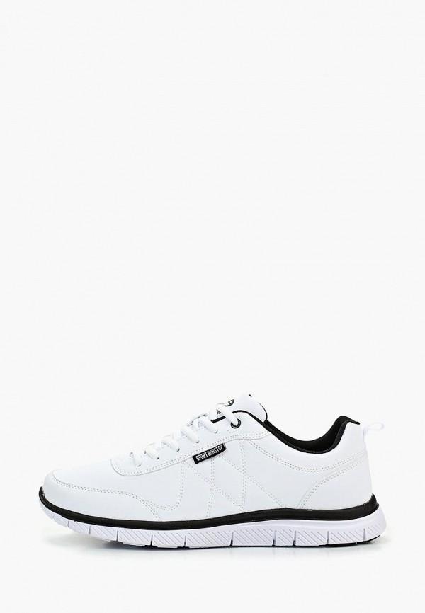 мужские кроссовки g19 sport non stop, белые