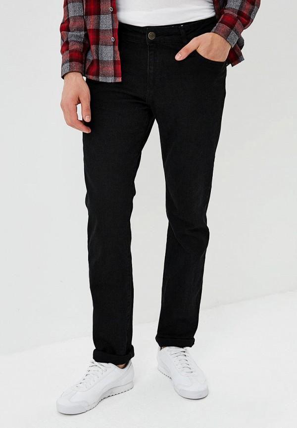 мужские зауженные джинсы mosko jeans, черные