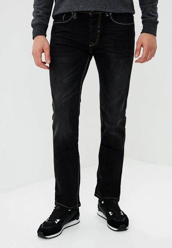 мужские прямые джинсы mosko jeans, черные