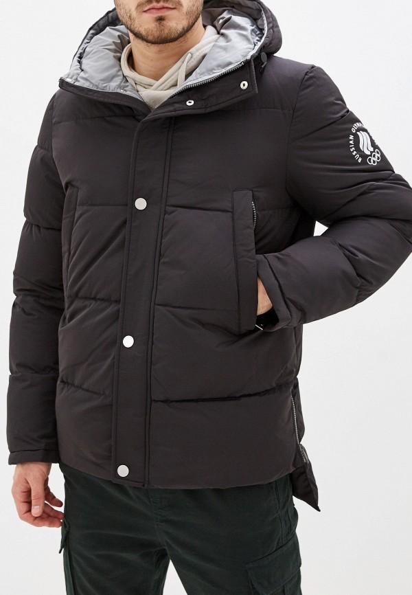 Куртка утепленная Zasport Zasport MP002XM0X3SQ цена в Москве и Питере