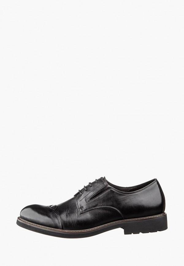 мужские туфли goergo, черные