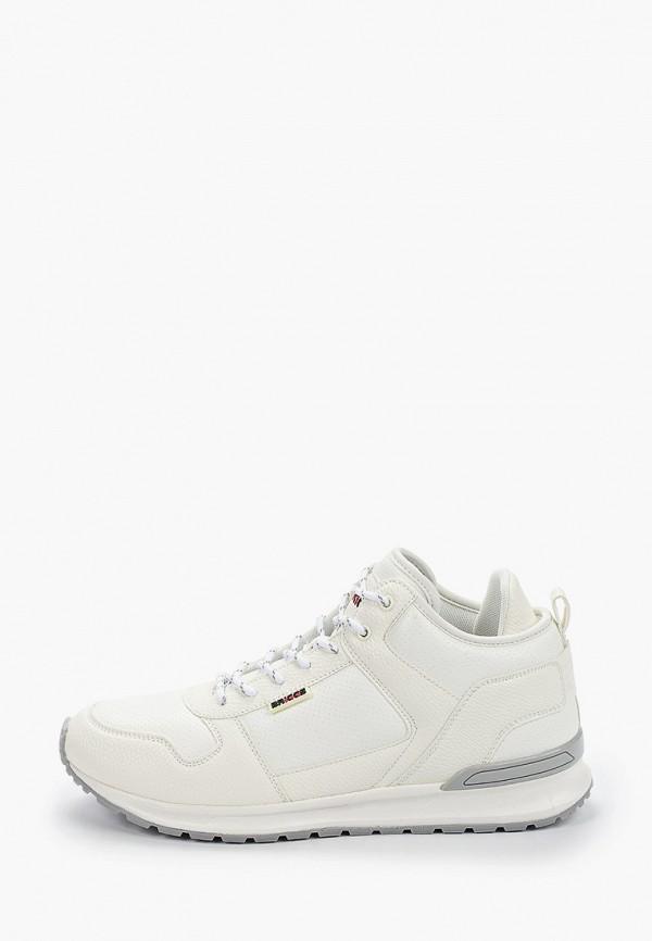 мужские низкие кроссовки briggs, белые