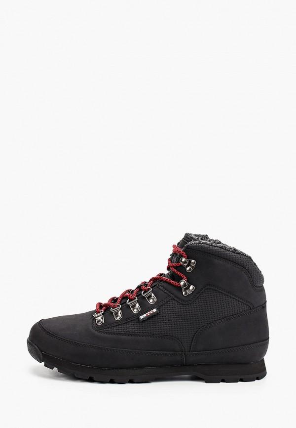мужские высокие ботинки briggs, черные