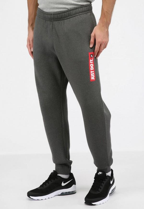 мужские спортивные брюки nike, серые
