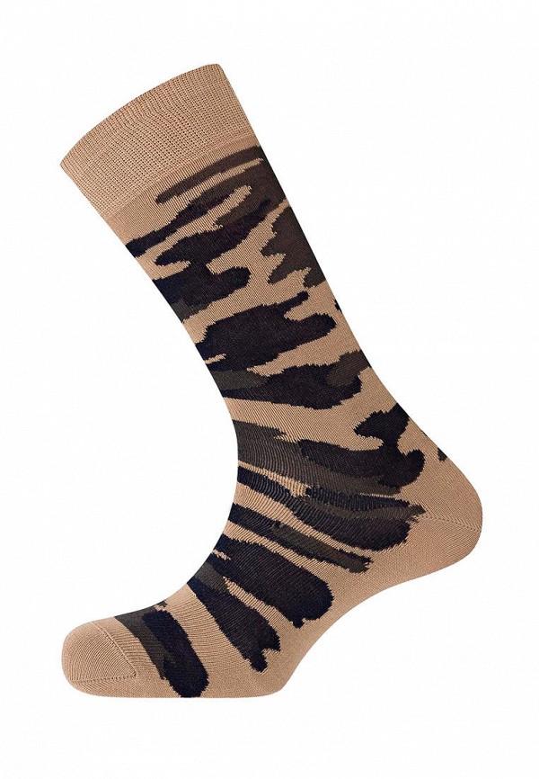 мужские носки punto blanco, бежевые