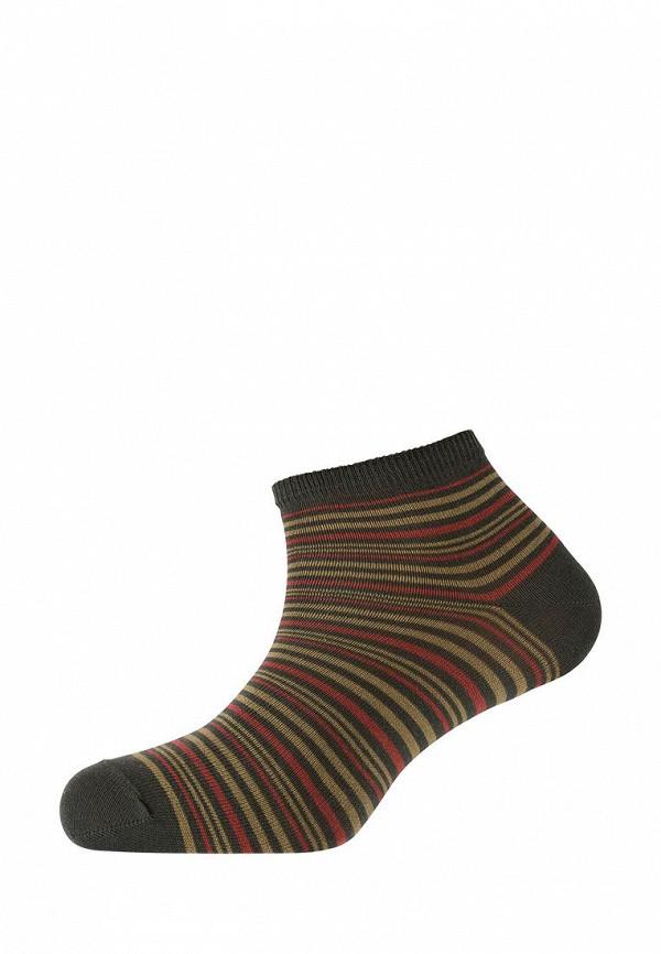 мужские носки punto blanco, коричневые