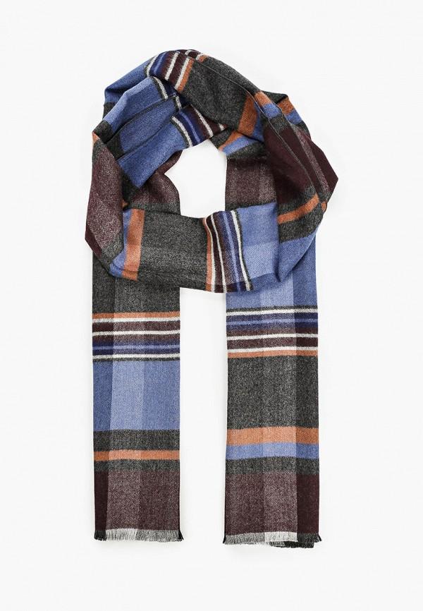 мужской шарф labbra, разноцветный