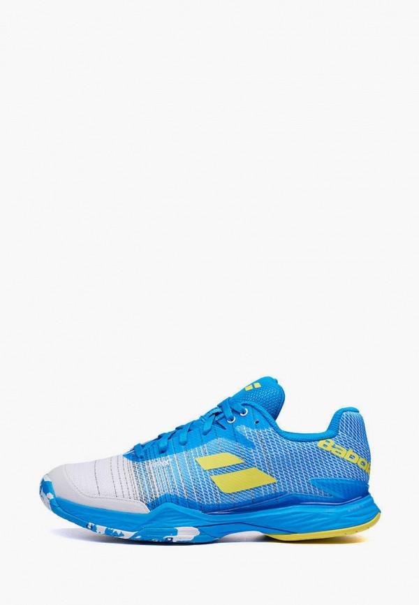 мужские кроссовки babolat, голубые