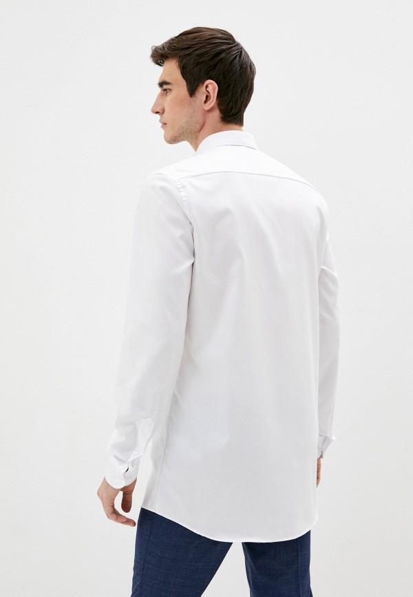 Рубашка Eterna цвет белый  Фото 3