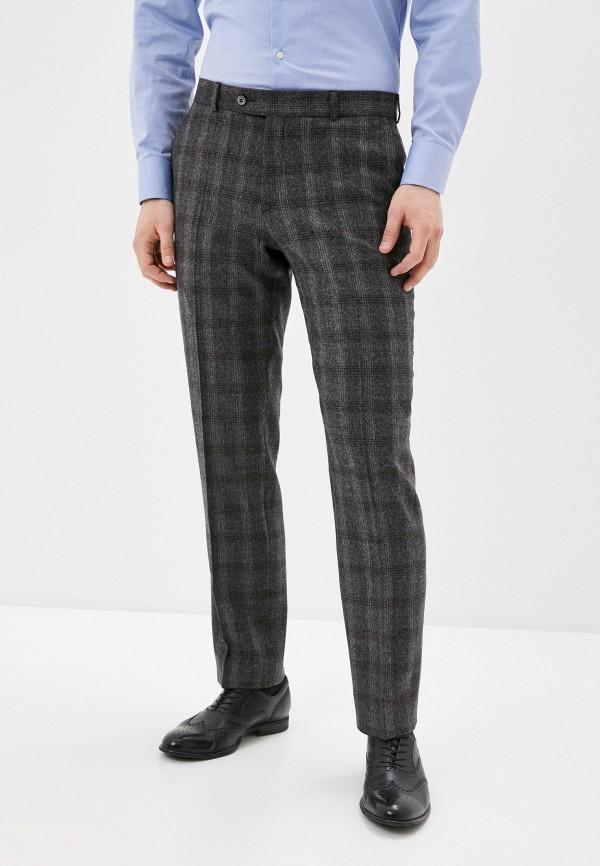 мужские классические брюки bazioni, серые