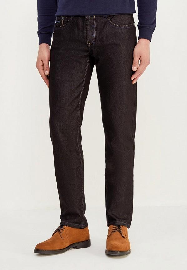 мужские зауженные джинсы cudgi, черные