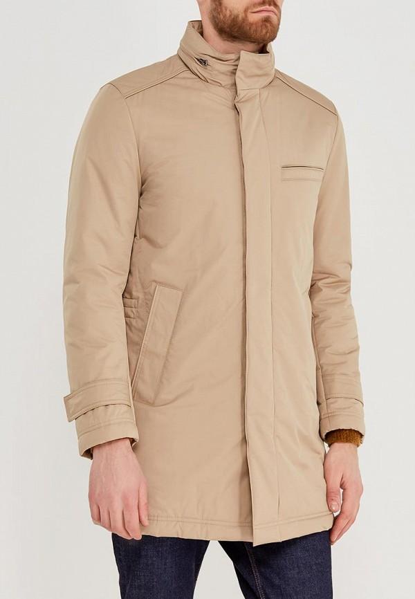 Купить Куртка утепленная Bazioni, mp002xm0ycod, бежевый, Весна-лето 2018