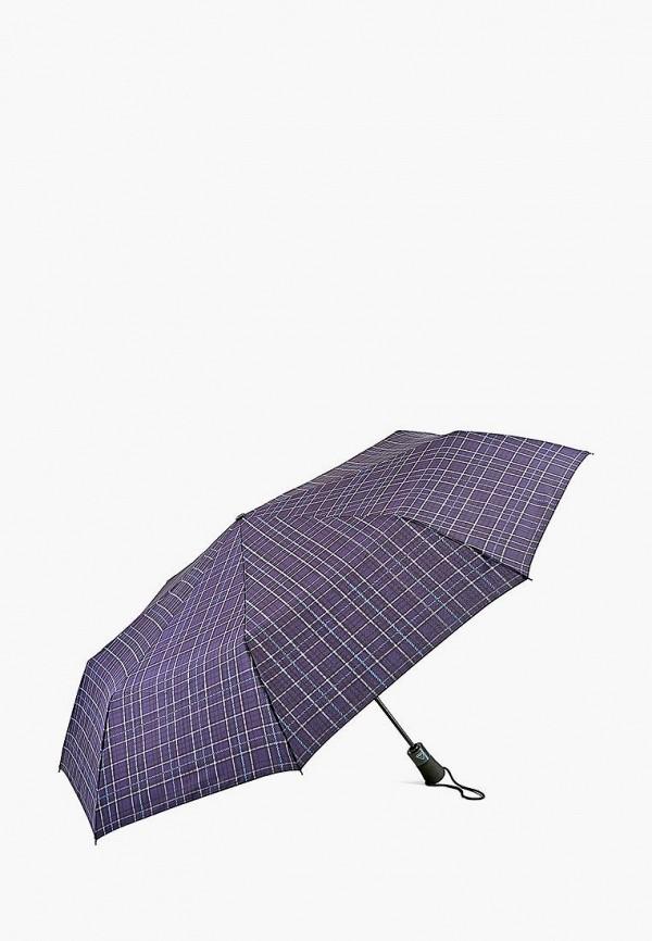 мужской зонт fulton, фиолетовый