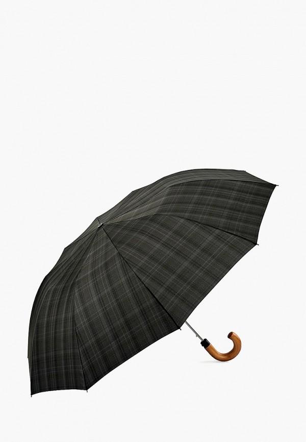 мужской зонт fulton, черный