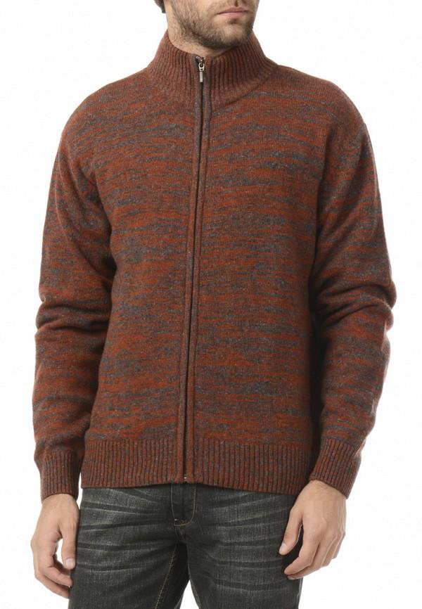 Кардиган MAVANGO цвет коричневый