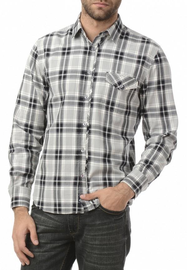 Фото - Мужскую рубашку Mavango серого цвета