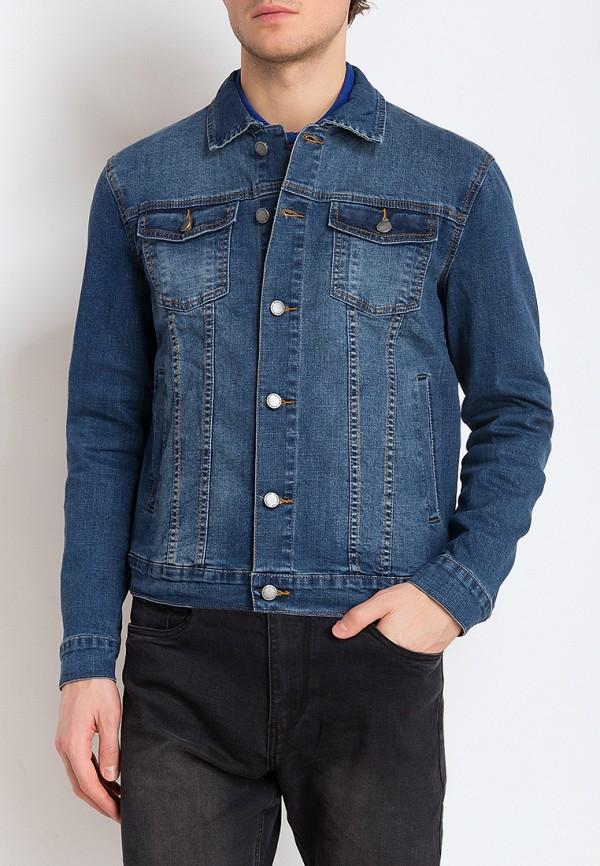 Купить Куртка джинсовая Finn Flare, mp002xm0yels, синий, Весна-лето 2018