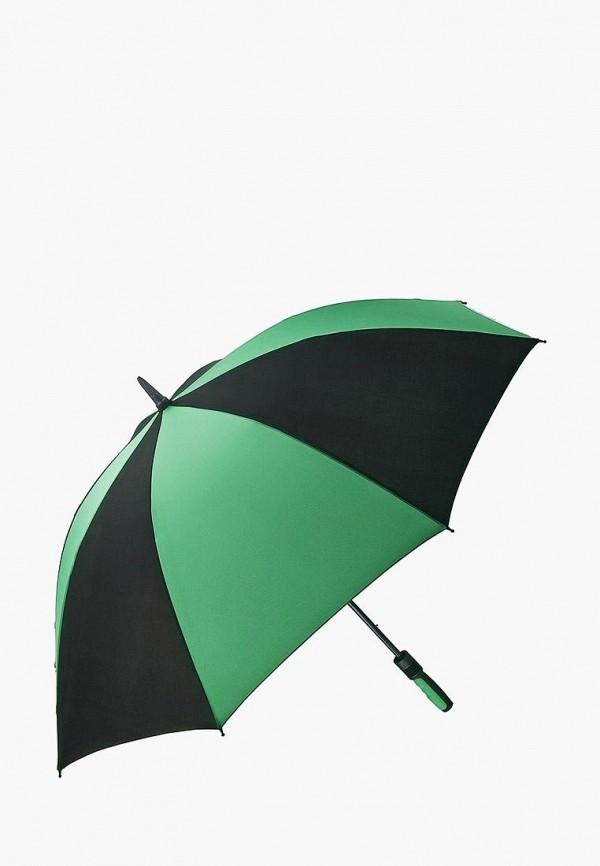 мужской зонт fulton, зеленый