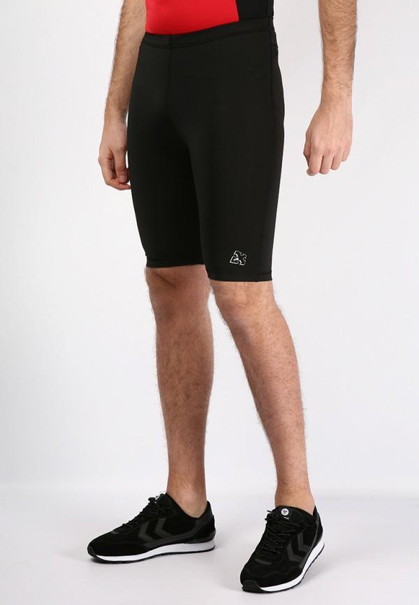 мужские спортивные шорты radical, черные